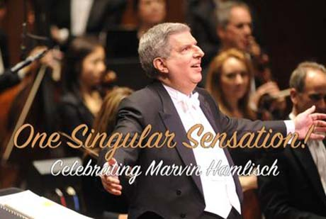 One Singular Sensation: Celebrating Marvin Hamlisch